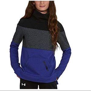 Under Armour UA Fleece Turtleneck Pullover
